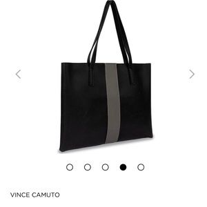 NWOT Vince Camuto Luck Tote